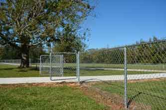 Bellaire Chain Link Fencing