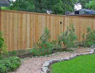 Dickinson Privacy Fencing